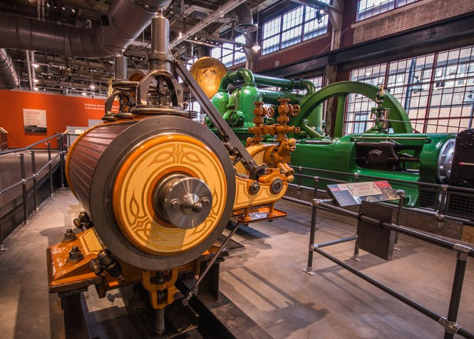 The National Museum of Industrial History is a fascinating museum for the whole family.