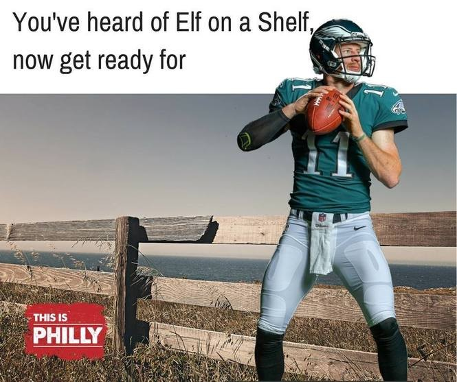 finest selection dbfde 3acfe 12 reasons Pennsylvania is hot right now, from Carson Wentz ...