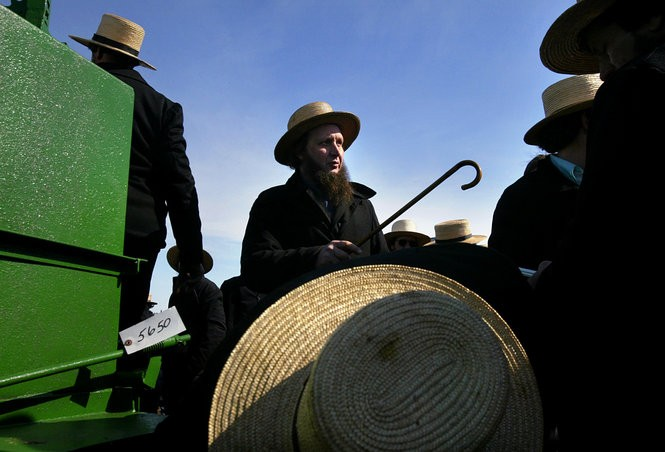 Ultimate guide to the 2018 Amish mud sales: When and where