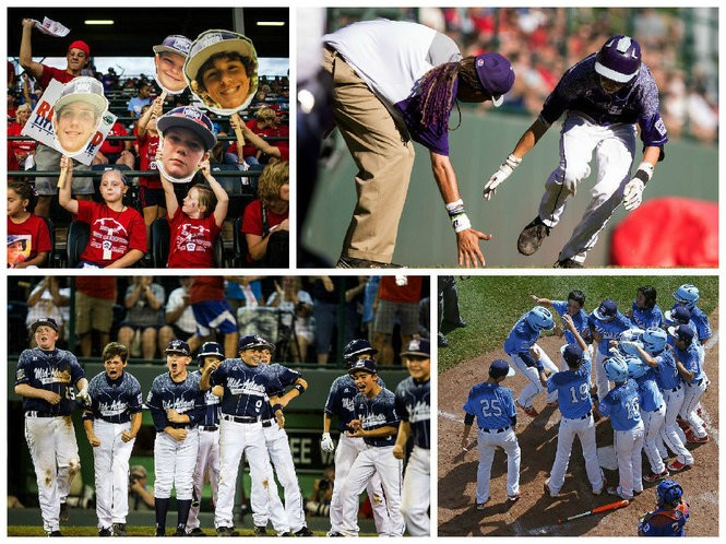 Which states have had the most Little League World Series champions