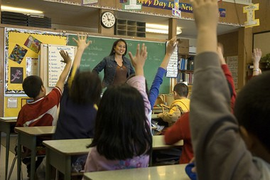 Teachers could be furloughed for economic reasons under legislation approved by the House Education Committee. Currently, Pennsylvania law does not allow that.