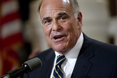 Former Pennsylvania Gov.Ed Rendell
