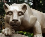 Nittany Lion Shrine at Penn State University