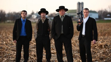 "John, Alvin, Levi, Jolin - the subjects of ""Amish Mafia"""