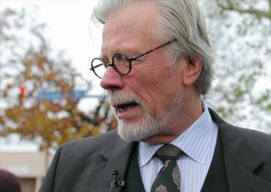 Dauphin County Coroner Graham Hetrick