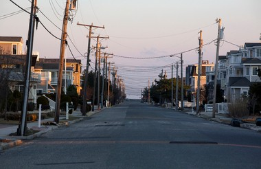 Avalon and points north, four months after Hurricane Sandy hit the New Jersey Shore. Mark Pynes | mpynes@pennlive.com