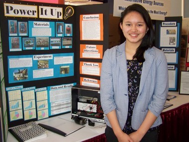 Science fair projects winning Award Winning