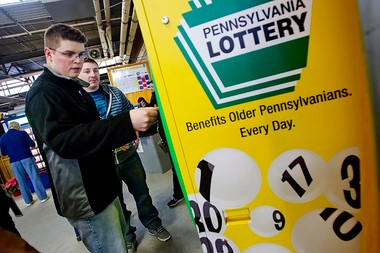 Gov. Tom Corbett's spokesman defends the money spent on consultants assisting with the Pennsylvania Lottery management privatization exploration as an investment that will yield long-term returns for lottery-funded programs that benefit senior citizens.