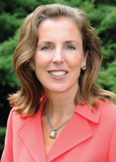 Democratic gubernatorial candidate Kathleen McGinty