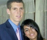 William Trickett Smith II and his wife, Jana Claudia Gomez Menendez.