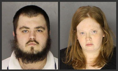 Gary Lee Fellenbaum, left, and Jillian Tait, were charged Thursday, Nov. 6, 2014, with murder in the death of Tait's 3-year-old son, Scott McMillan.