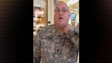 Sean Yetman, who claimed to be an Army Ranger in a Pennsylvania mall, is confronted by former infantryman and Purple Heart recipient Ryan Berk, all of it captured on video.