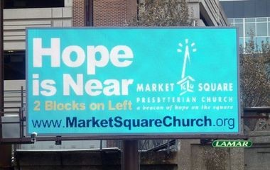 Market Square Presbyterian Church in Harrisburg is among congregations within the denomination that welcomes LGBT members.