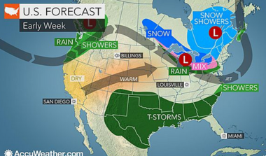 Cold overnight will hover near record, with chance of snow squalls