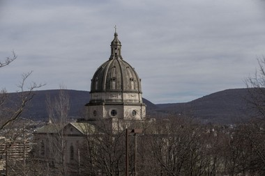 The Cathedral of the Blessed Sacrament is among scores of locations across the Altoona-Johnstown Diocese where hundreds of children were abused by priests over four decades, a grand jury investigation found.