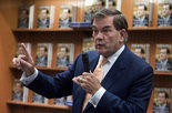 Former Gov. Tom Ridge supports former Sen. Chuck Hagel's nomination as Secretary of Defense.