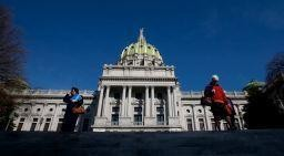 Legislation is moving in the Senate that would make Pennsylvania a Bring Your Gun to Work state.