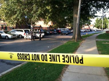 Harrisburg investigation into gunshot victim in 2014.