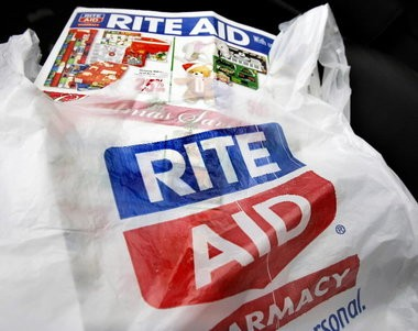 In a single day in early 2009, Rite Aid plunged from 50 cents a share, down to 30 cents a share.