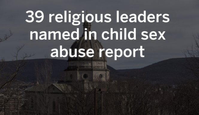 Altoona-Johnstown Diocese sex abuse: what each priest is accused of