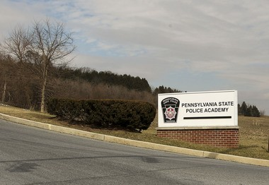 The Pennsylvania State Police Academy in Hershey, Saturday, March 5, 2016. Vicki Vellios Briner, PennLive