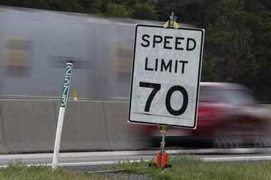 The speed limit increase will go into effect sometime in the spring but an exact date has not yet been determined.