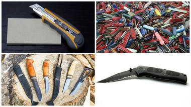 Here's a sampling of knives that are legal to own and carry in Pennsylvania.