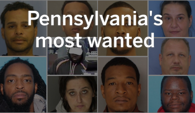 PA's most wanted: Suspects on the loose - pennlive com