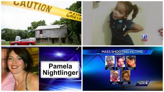 Three killed in Franklin County, six near Pittsburgh, mark