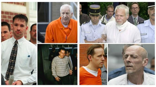 Faces of evil: Pennsylvania's most infamous criminals