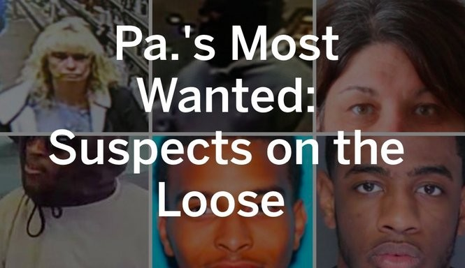 Pa 's Most Wanted: Suspects on the Loose - pennlive com