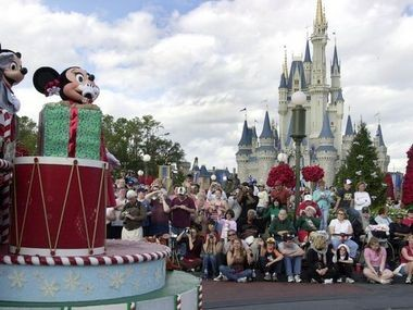 Walt Disney World Resort said Thursday afternoon that it is operating under normal conditions as they continue to monitor Hurricane Matthew