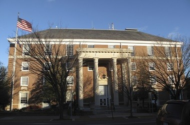 Cumberland County Courthouse in Carlisle, Pa. MARK PYNES, The Patriot-News