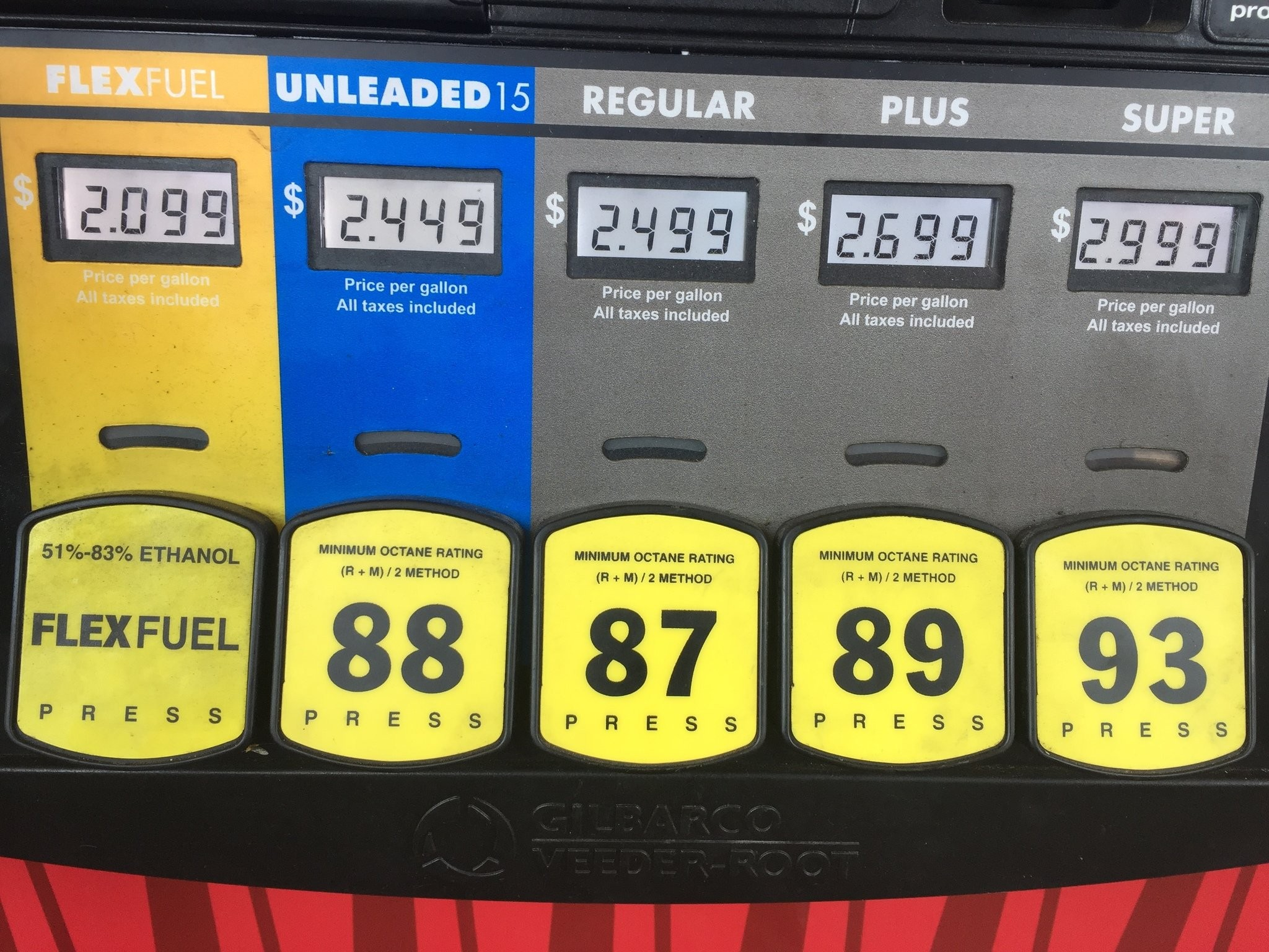 Flex Fuel Gas Stations >> New Pumps Appearing At Sheetz As Gas Stations Offer Ethanol
