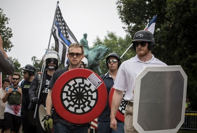 Flags of the alt-right, white supremacists - pennlive com
