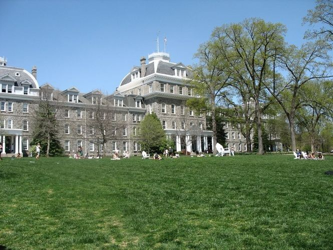Best Pa  colleges and universities: New rankings for Penn