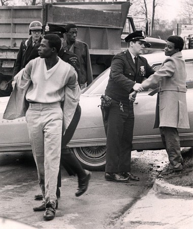 Foster Tarver was one of three people captured right after a fatal bank robbery in Harrisburg on Dec. 2, 1968.