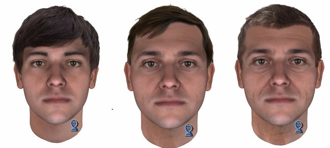 Using DNA gathered at the crime scene, investigators have created composites of a suspect accused of killing Christy Mirack in 1992 in Lancaster County.