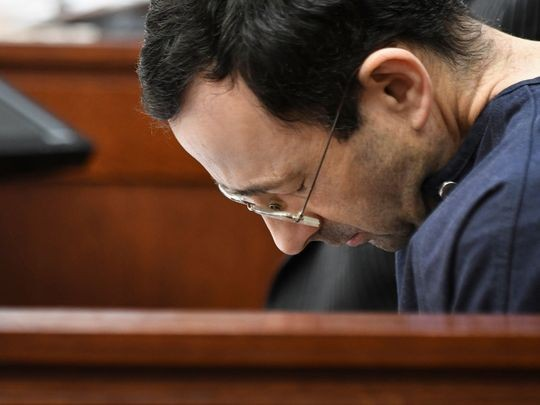 Nassar & Sandusky: Michigan State sex abuse scandal draws