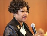 Harrisburg School District Superintendent Sybil Knight-Burney.