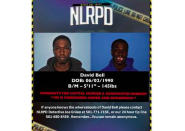 Wanted Poster for David Bell