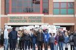Carlisle High School walkout
