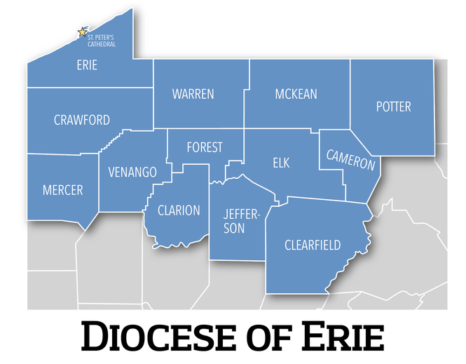 The Diocese of Erie