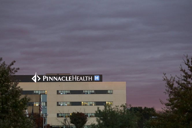 The opening of PinnacleHealth West Shore Hospital in 2014 appears to have drained revenues from Geisinger Holy Spirit near Camp Hill. .Joe Hermitt, PennLive