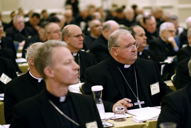 In the wake of a spate of clergy sex abuse scandals, the United States Conference of Catholic Bishops in the mid-2000s implemented new policies to protect minors from predators and expose predators to law enforcement. (AP Photo/Patrick Semansky)