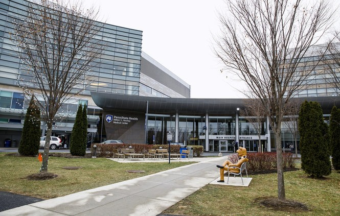 Penn State Health, parent company of Milton S. Hershey Medical Center, says it will build a hospital in Cumberland County. Dan Gleiter | dgleiter@pennlive.com