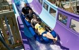 Breakers Edge water coaster at Hersheypark.