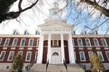 Penn State's Dickinson School of Law building in Carlisle.