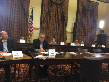 The local government committee approved the bill as amended Oct. 9, 2018