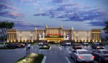 An artist's rendering of the newly proposed Hollywood Casino Morgantown, in southern Berks County.